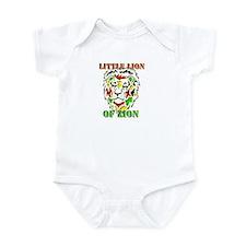 Unique Lion Infant Bodysuit