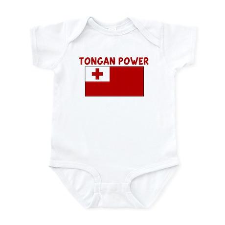 TONGAN POWER Infant Bodysuit
