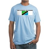 DONT BE JEALOUS I AM TANZANIA Shirt