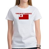 TONGAN BY MARRIAGE Tee