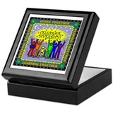 Celebrate Diversity Keepsake Box