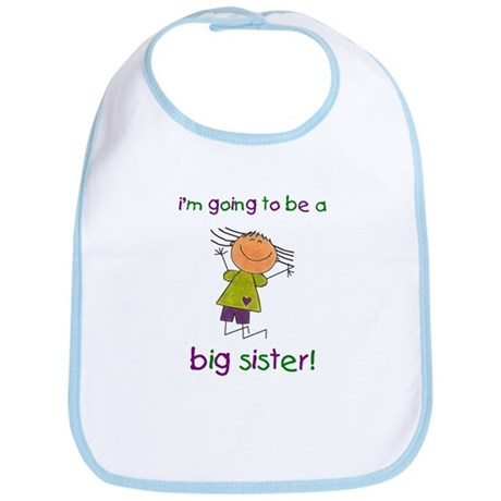 Big Sister Bib