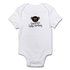 Grammy's Little Monkey BOY Infant Bodysuit