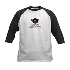 Grampa's Little Monkey BOY Tee