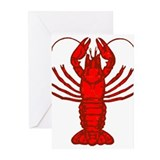 Lobster Greeting Cards (Pk of 20)