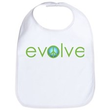 Evolve - Peace Bib