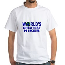 World's Greatest Hiker Shirt