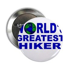 "World's Greatest Hiker 2.25"" Button (10 pack)"