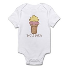 You Scream - Infant Bodysuit