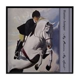 Jumper Horse Tile Coaster