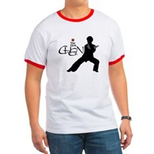 Chen Tai Chi<br>Large Graphic<br>Mens Tee