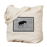 cow chip Tote Bag