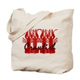 Crawfish Pairs Tote Bag