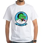 VAW 13 Zappers White T-Shirt
