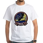 VAW 12 Bats White T-Shirt