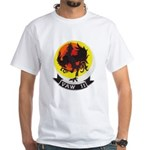 VAW 11 Early Elevens' White T-Shirt
