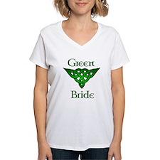 Celtic Green Bride Shirt
