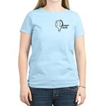 Dreger Clock Women's Light T-Shirt