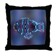 Fish - Throw Pillow