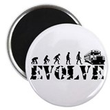 Bus Driver Evolution Magnet