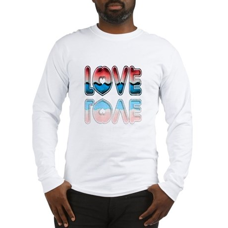 Valentine Love Long Sleeve T-Shirt