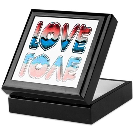 Valentine Love Keepsake Box