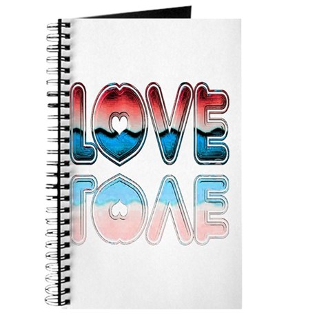 Valentine Love Journal