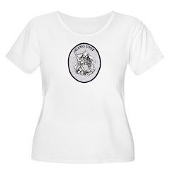 Gang Unit Women's Plus Size Scoop Neck T-Shirt
