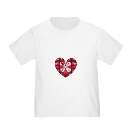 Kaleidoscope Heart Toddler T-Shirt