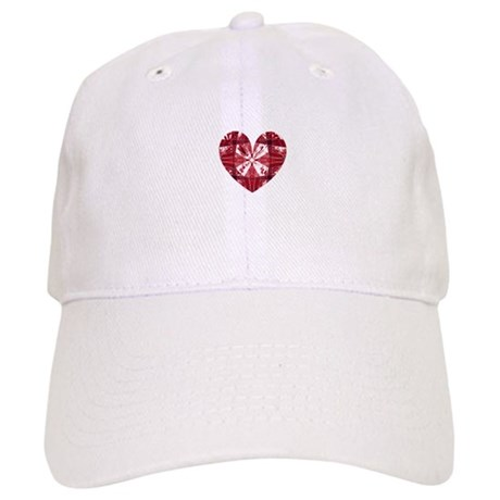 Kaleidoscope Heart Cap