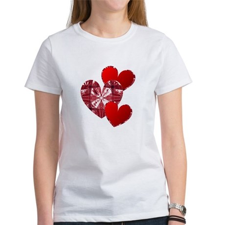 Country Hearts Women's T-Shirt
