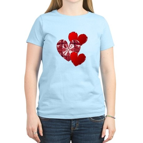Country Hearts Women's Light T-Shirt