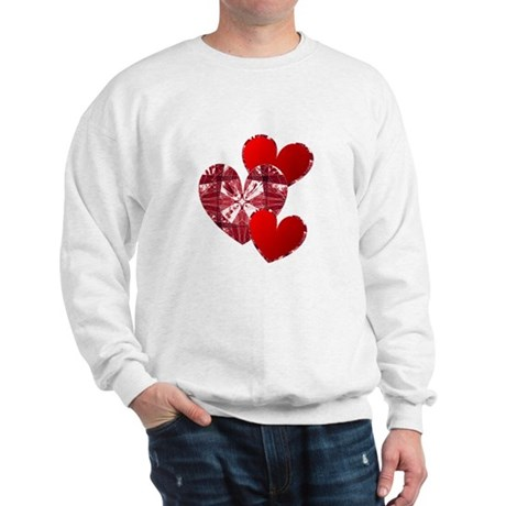 Country Hearts Sweatshirt