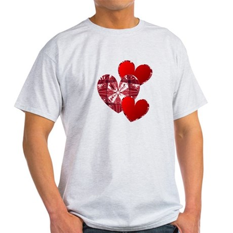 Country Hearts Light T-Shirt