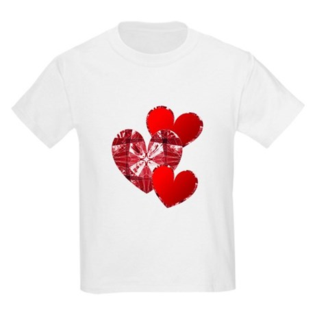 Country Hearts Kids Light T-Shirt