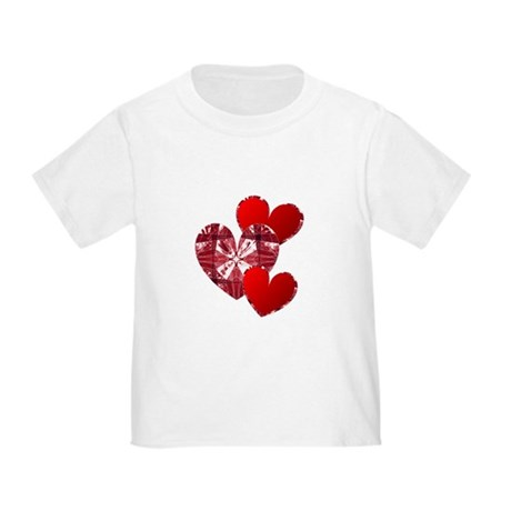 Country Hearts Toddler T-Shirt