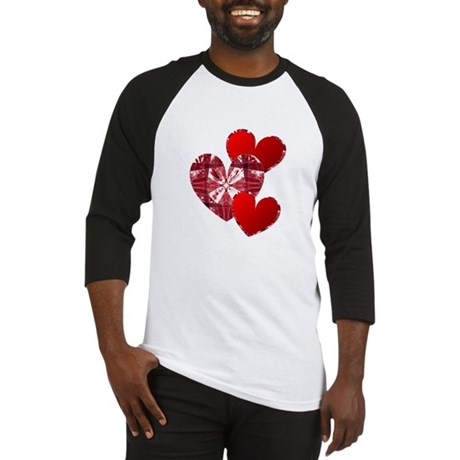 Country Hearts Baseball Jersey