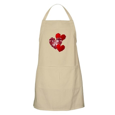 Country Hearts BBQ Apron