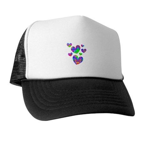 Kaleidoscope Hearts Trucker Hat