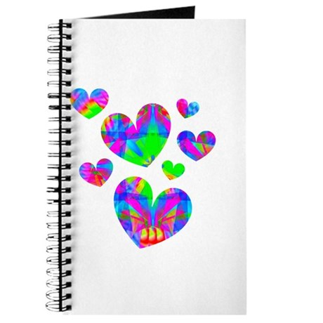 Kaleidoscope Hearts Journal