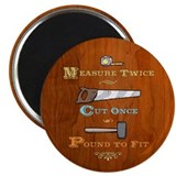 Pound to Fit 2.25&quot; Magnet (10 pack)