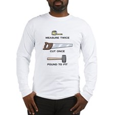 Pound to Fit Long Sleeve T-Shirt