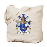 Campen Family Crest Tote Bag