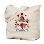 Brandis Family Crest Tote Bag