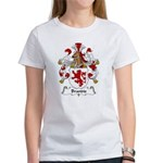 Brandis Family Crest Women's T-Shirt
