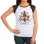 Brandis Family Crest Women's Cap Sleeve T-Shirt