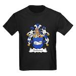 Bothmer Family Crest Kids Dark T-Shirt