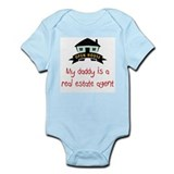 Real Estate Sales Onesie