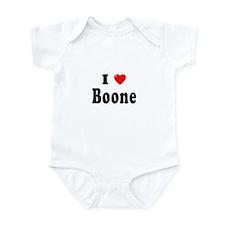BOONE Onesie