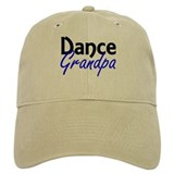 Dance Grandpa Baseball Cap